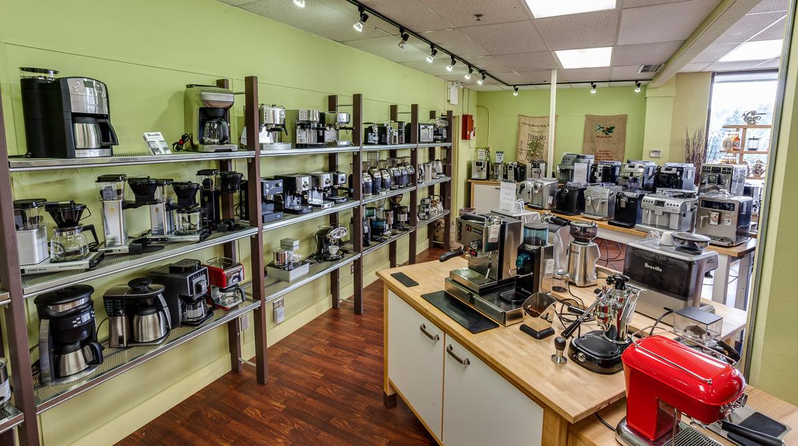 Seattle Coffee Gear Komfyr Bruksanvisning
