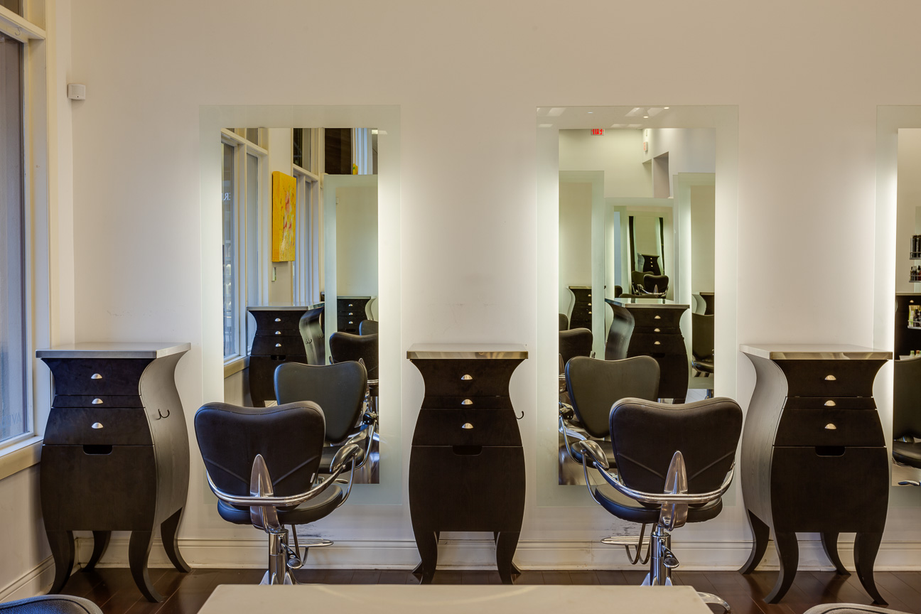 Modern Salon & Spa on Google Street View Trusted